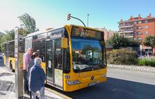 Els alumnes d'instituts viatjaran al bus urbà gratis una setmana