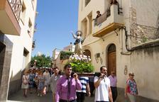 Los canongins celebran el día grande de la Fiesta Mayor de Verano