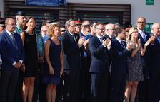 Cambrils inaugura el Memorial per la Pau per homenatjar les víctimes de l'atemptat amb una defensa de la diversitat