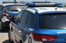 Tres vehicles implicats en un accident de trànsit a l'N-340