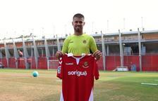 El Nàstic fitxa al centrecampista Ramiro Guerra