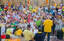 Prop de 300 persones cantaran el 'Carmina Burana' davant de Mas Enric