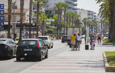 Salou fa un estudi exhaustiu de l'estat dels carrers de tot el municipi