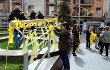 Investiguen l'actuació dels Mossos en la identificació de persones que retiraven llaços grocs