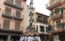 Els Xiquets de Reus tornen a tocar els 9 pisos