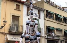 Els Nois de la Torre no assoliexen l'ambiciosa Santa Rosalia