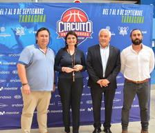 El Circuit de Pretemporada ACB obre el teló al Palau d'Esports de Campclar