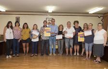 Constantí entrega els premis del Concurs de Guarniment de Terrasses Comunitàries