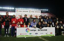 El Nou Estadi acollirà la inauguració de LaLiga Genuine 2018/2019