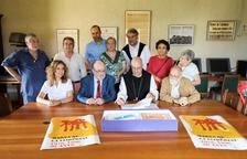 La Marxa per a la llibertat de 1976 dóna els seus fons a l'arxiu Tarradellas