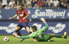 Les aturades de Pol Freixanet, la clau de la victòria del Reus a Pamplona