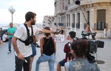 Carla Simón rueda un cortometraje sobre el VIH en Tarragona y en Tivissa