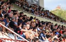 Les entrades pel derbi Reus-Nàstic ja estan a la venda per als abonats del Reus