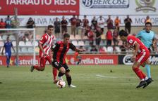 El CF Reus aconsegueix una victòria clau per motivar-se de cara al derbi