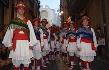 Tarragona vibra amb el Seguici Festiu