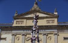 Les colles tarragonines marxen amb deures pel Concurs de Castells