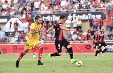 Nàstic y Reus firman el empate en un derbi muy igualado
