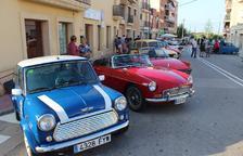 El Creixell acull la tercera edició de la Trobada de Vehicles Clàssics