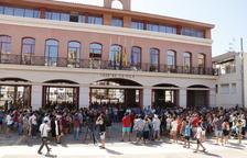 Comença la construcció del teatre auditori d'Alcanar