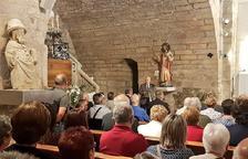 Restauren l'església romànica de Sant Miquel de Forès
