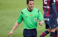 Ais Reig i Pérez Pallas arbitraran els partits de Nàstic i Reus de la jornada
