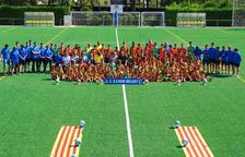 L'Escola Esportiva Ramon Sicart presenta els equips de la temporada 2018-2019