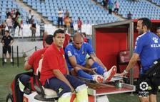 Mikel Villanueva i Fran Carbia es perdran el partit contra el Granada