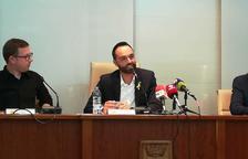 El republicà Joan Roig, escollit nou alcalde d'Alcanar