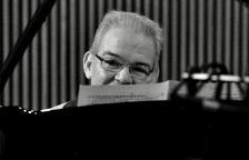 El pianista Cecilio Tieles, en concert aquest diumenge a l'Auditori Josep Carreras