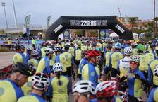 La primera edición de la Gran Fondo Tarraco Tarraco supera los 1.000 participantes