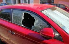 Detinguts per cometre 24 robatoris a l'interior de vehicles en una nit a Bonavista i la Canonja