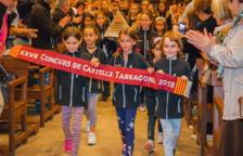 La Vella arriba triomfant a Valls amb el trofeu del Concurs sota el braç