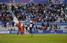 L'exgrana Aleix Coch es destapa com a golejador amb el Sabadell a Segona B
