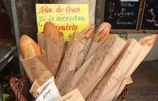Un forn regala el pa del dia anterior als més necessitats