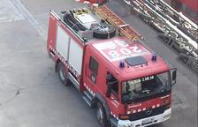 Desallotjades diverses famílies a l'Hospitalet de l'Infant a causa d'un incendi