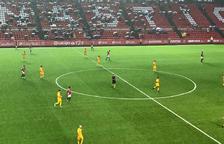 Se suspèn el partit entre el Nàstic i l'Alcorcón