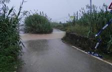 Les restes de l'huracà Leslie provoquen 200 avisos pel temporal al Tarragonès