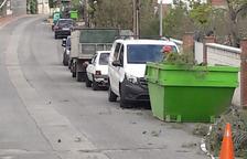 El Consell es defensa de les crítiques dels Pallaresos de manca de diligència després del tornado