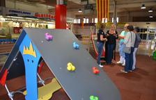 L'espai infantil del Mercat del Carrilet s'inaugurarà el 27 d'octubre
