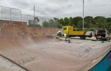 L'skatepark, càmeres a Mas Pellicer o una font de llum per 750.000 euros