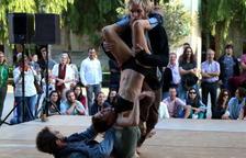 Ajornat l'inici del Festival Internacional de Moviment i Teatre Gestual COS de Reus