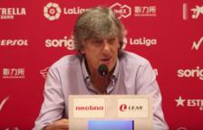 Enrique Martín: «Tot està bé; només fa falta guanyar»
