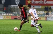 Mario Ortiz, peça clau per potenciar l'atac del Reus des del mig del camp