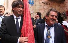 L'alcalde de Montblanc, després de participar a l'acte de la Crida: «El meu partit és ERC»