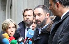 El Suprem desestima la petició de Cuixart d'expulsar VOX de l'acusació popular