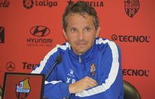 Bartolo: «Anirem a Cadis a jugar de tu a tu, amb l'objectiu de guanyar»