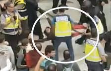 Busquen testimonis de l'agressió d'una dona l'1-O a l'IES Tarragona