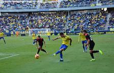 El Reus segueix sense capacitat de reacció davant dels gols en contra