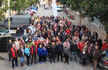 Més de 150 voluntaris de la Creu Roja de la demarcació es troben a La Selva del Camp