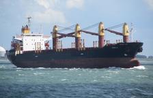 Tres tripulants més es fuguen del mercant d'on va desaparèixer un mariner dissabte